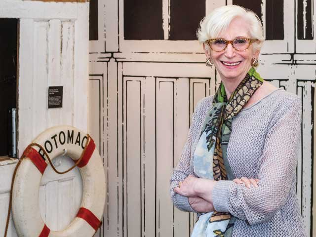 Steamboat Era Museum - Barbara Brecher