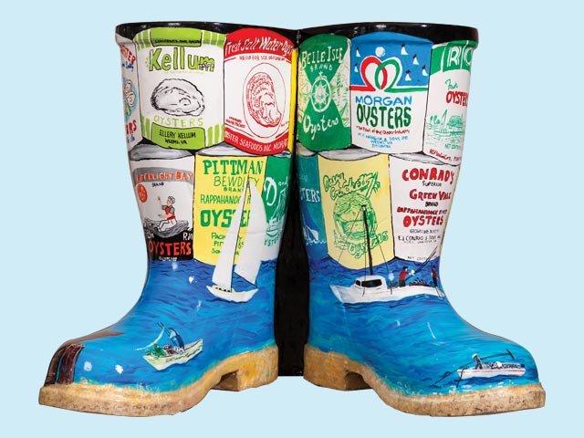 Bay Bounty Boots