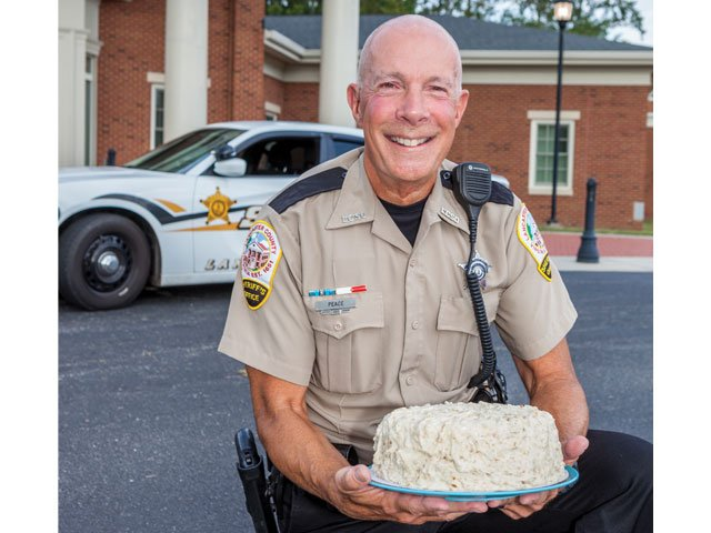 Carrot Cake Deputy