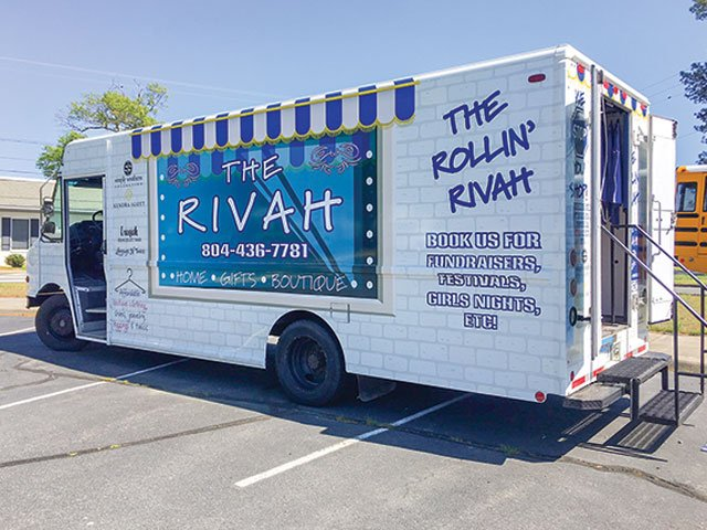 Around Town - The Rivah