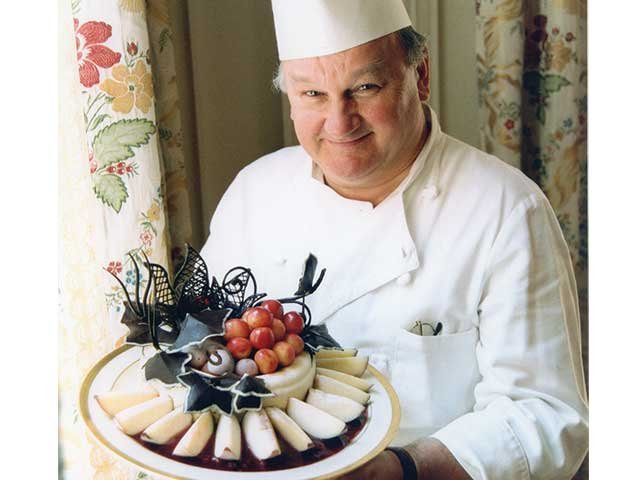 White House Pastry Chef