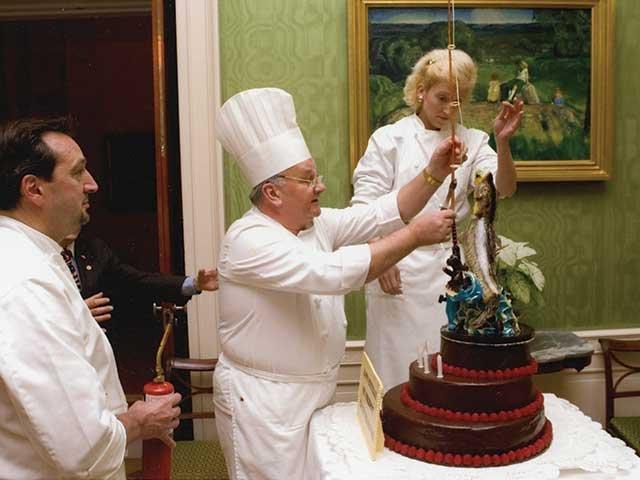 Chef Mesnier