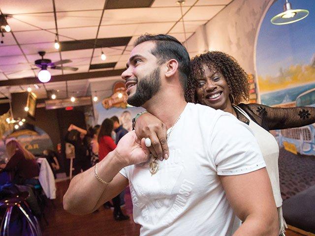 WBRG Salsa Dancing 1