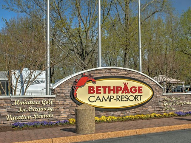 Beth Page Camp Resort 1