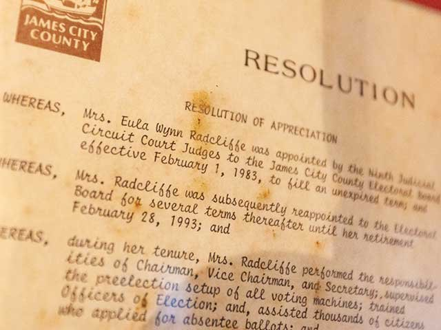 A Woman of Action: Eula Radcliffe Activated Her Community
