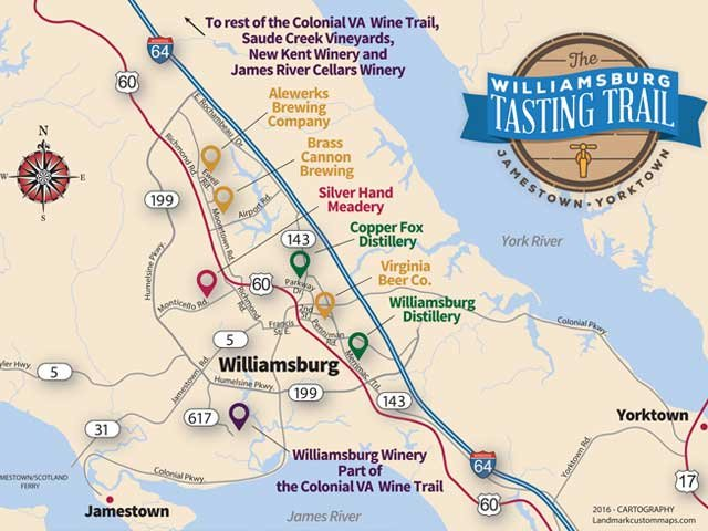 WBRG Tasting Trail 3