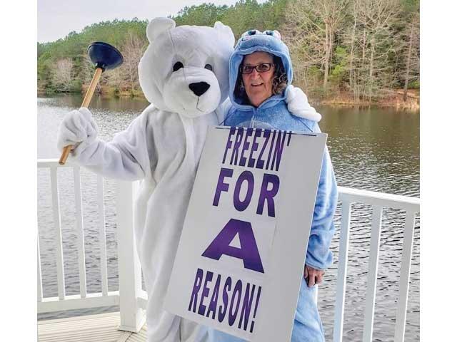 NNMP Polar Bear Plunge 1
