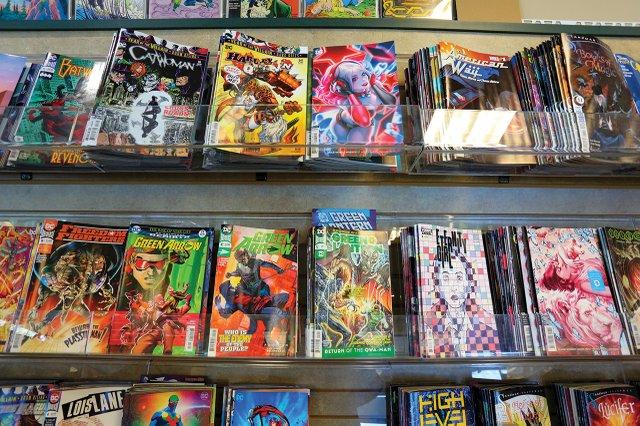 WBRG Comics 2