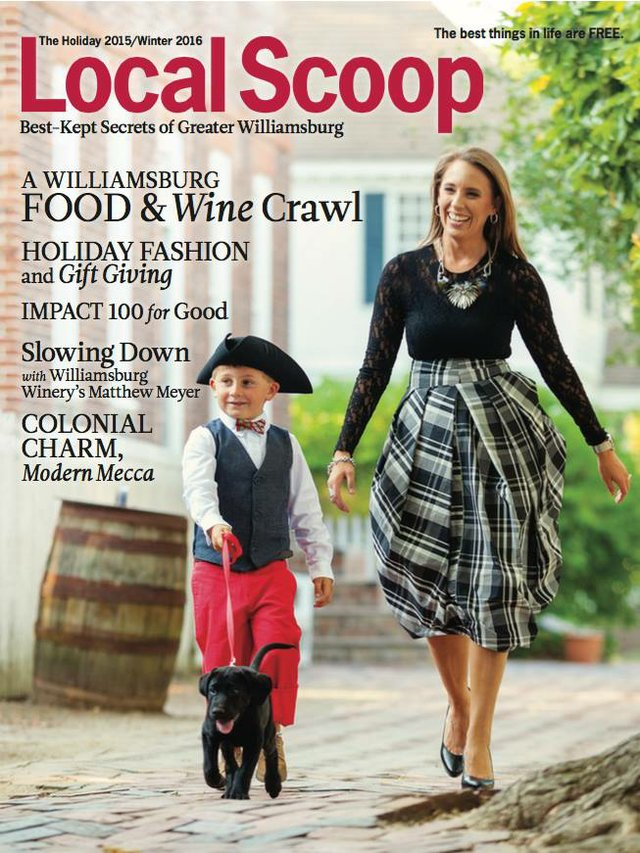 The Local Scoop Williamsburg Edition November 2015