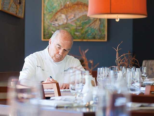Chef Hans Schadler