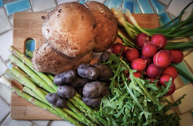 Relay Foods Recipes