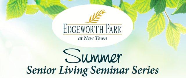 Edgeworth Park New Town Seminar Seris Summer 2016.png